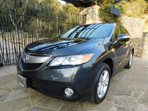 2015 Acura RDX for sale at Milpas Motors in Santa Barbara CA