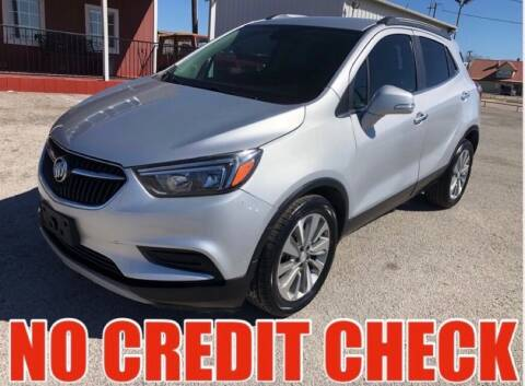 2017 Buick Encore for sale at Decatur 107 S Hwy 287 in Decatur TX
