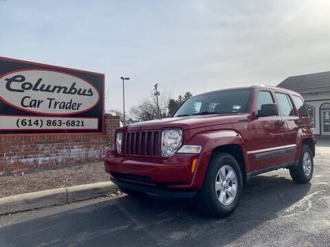 2012 Jeep Liberty for sale at Columbus Car Trader in Reynoldsburg OH