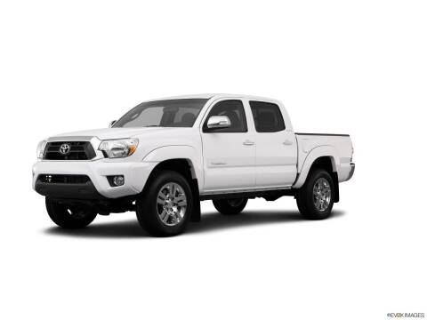 2013 Toyota Tacoma for sale at Bourne's Auto Center in Daytona Beach FL