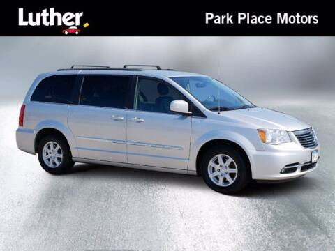 2012 Chrysler Town and Country for sale at Park Place Motor Cars in Rochester MN