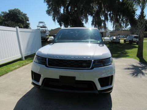 2019 Land Rover Range Rover Sport for sale at D & R Auto Brokers in Ridgeland SC