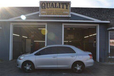 2007 Toyota Yaris for sale at Quality Pre-Owned Automotive in Cuba MO
