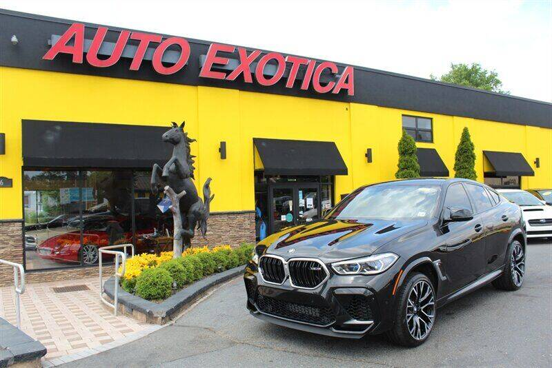 2021 BMW X6 M for sale in Red Bank, NJ