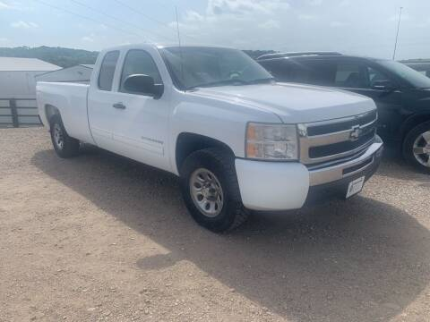 2011 Chevrolet Silverado 1500 for sale at TRUCK & AUTO SALVAGE in Valley City ND