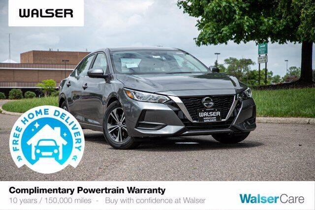 2021 Nissan Sentra for sale in Wayzata, MN