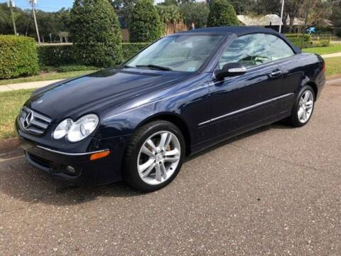 2006 Mercedes-Benz CLK for sale at Great Lakes Classic Cars & Detail Shop in Hilton NY