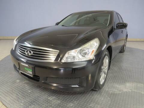 2009 Infiniti G37 Sedan for sale at Hagan Automotive in Chatham IL