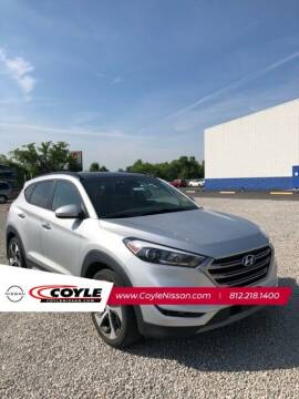 2018 Hyundai Tucson for sale at COYLE GM - COYLE NISSAN - New Inventory in Clarksville IN