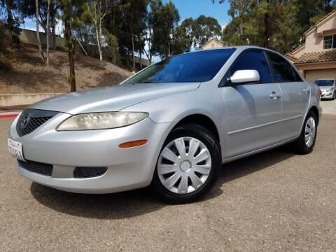 2005 Mazda MAZDA6 for sale at Trini-D Auto Sales Center in San Diego CA