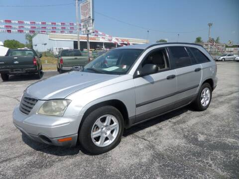 2006 Chrysler Pacifica for sale at Budget Corner in Fort Wayne IN