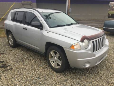 2007 Jeep Compass for sale at Mid-Ohio Auto Wholesale Inc. in New Philadelphia OH