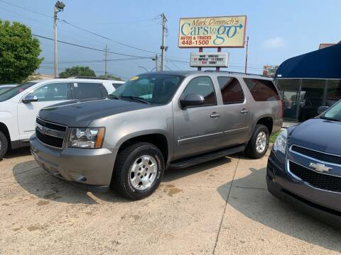 2009 Chevrolet Suburban for sale at Cars To Go in Lafayette IN