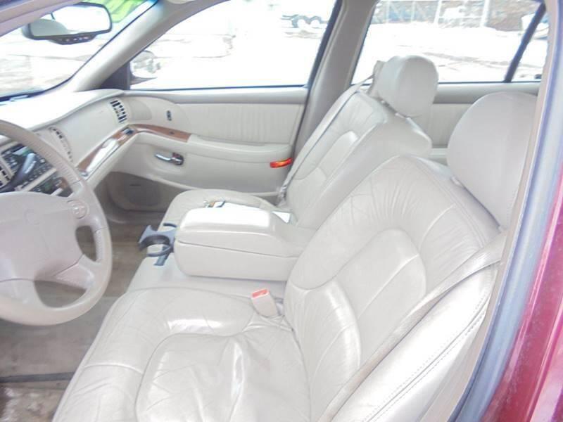 2002 Buick Park Avenue 4dr Sedan - Ramsey MN