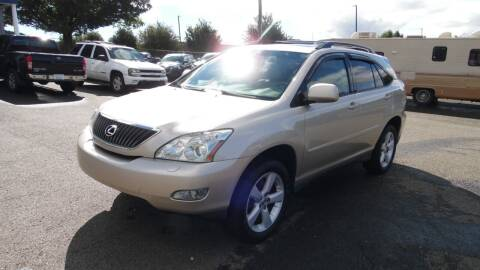 2007 Lexus RX 350 for sale at Steve Johnson Auto World in West Jefferson NC