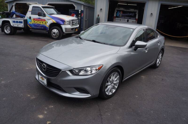 2014 Mazda MAZDA6 for sale at Autos By Joseph Inc in Highland NY