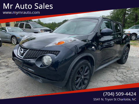 2013 Nissan JUKE for sale at Mr Auto Sales in Charlotte NC