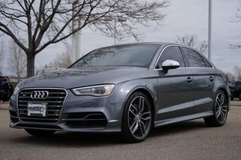 2016 Audi S3 for sale at COURTESY MAZDA in Longmont CO