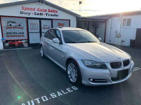 2009 BMW 3 Series for sale at Speed Auto Sales in El Cajon CA