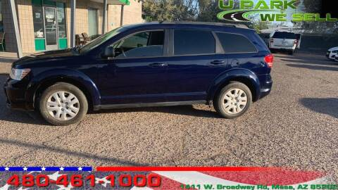 2017 Dodge Journey for sale at UPARK WE SELL AZ in Mesa AZ