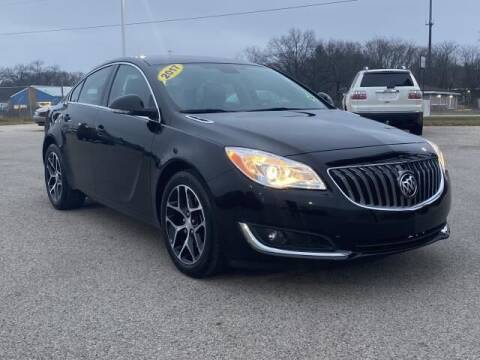 2017 Buick Regal for sale at Betten Baker Preowned Center in Twin Lake MI