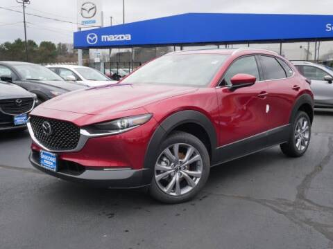 2021 Mazda CX-30 for sale at The Yes Guys in Portsmouth NH