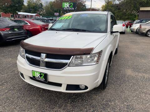 2010 Dodge Journey for sale at BK2 Auto Sales in Beloit WI