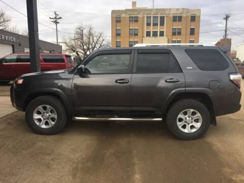 2016 Toyota 4Runner for sale at Philip Motor Inc in Philip SD