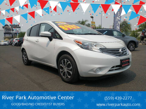 2015 Nissan Versa Note for sale at River Park Automotive Center in Fresno CA