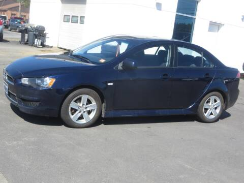 2013 Mitsubishi Lancer for sale at Price Auto Sales 2 in Concord NH