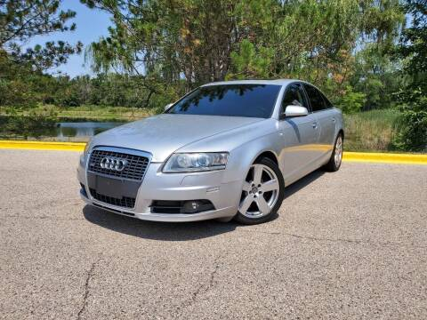 2007 Audi A6 for sale at Excalibur Auto Sales in Palatine IL