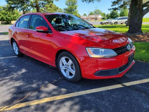 2013 Volkswagen Jetta for sale at Tremont Car Connection in Tremont IL