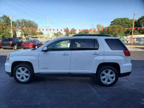 2017 GMC Terrain for sale at Car Corner in Mexico MO