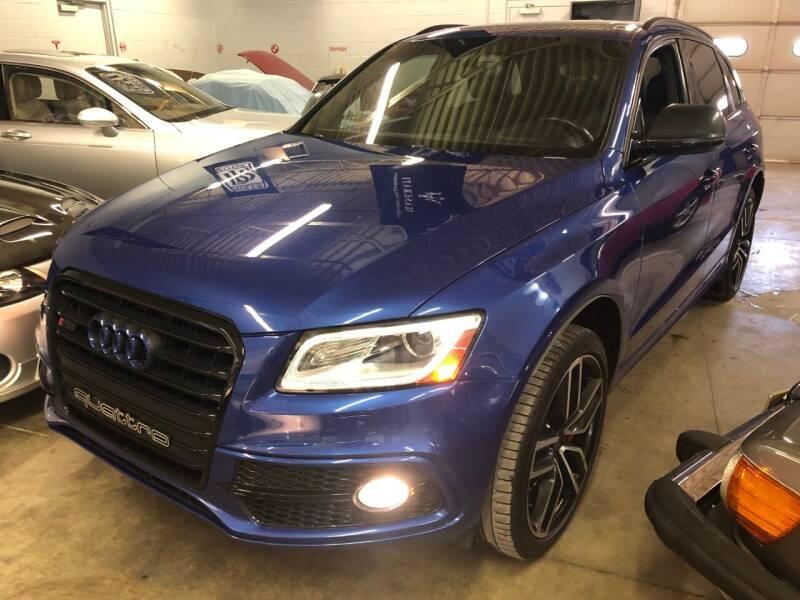 2017 Audi SQ5 for sale at Maroun's Motors, Inc in Boardman OH