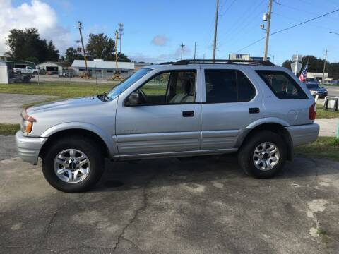 2002 Isuzu Rodeo for sale at First Coast Auto Connection in Orange Park FL