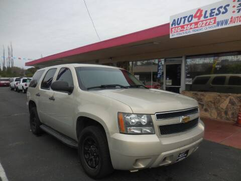 2010 Chevrolet Tahoe for sale at Auto 4 Less in Fremont CA