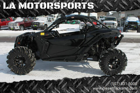 2018 Can-Am MAVERICK for sale at LA MOTORSPORTS in Windom MN