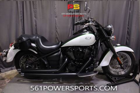 2015 Kawasaki Vulcan 900 Classic for sale at Powersports of Palm Beach in Hollywood FL