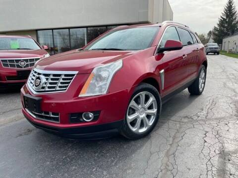 2015 Cadillac SRX for sale at Sedo Automotive in Davison MI