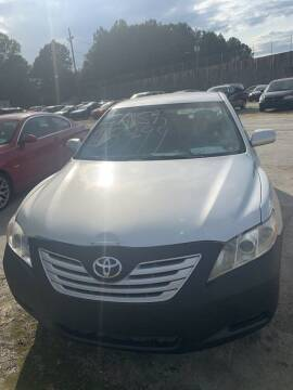 2009 Toyota Camry for sale at J D USED AUTO SALES INC in Doraville GA