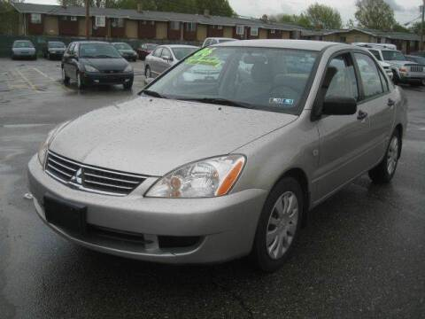 2006 Mitsubishi Lancer for sale at ELITE AUTOMOTIVE in Euclid OH