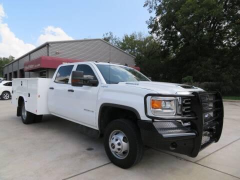 2018 GMC Sierra 3500HD CC for sale at TIDWELL MOTOR in Houston TX
