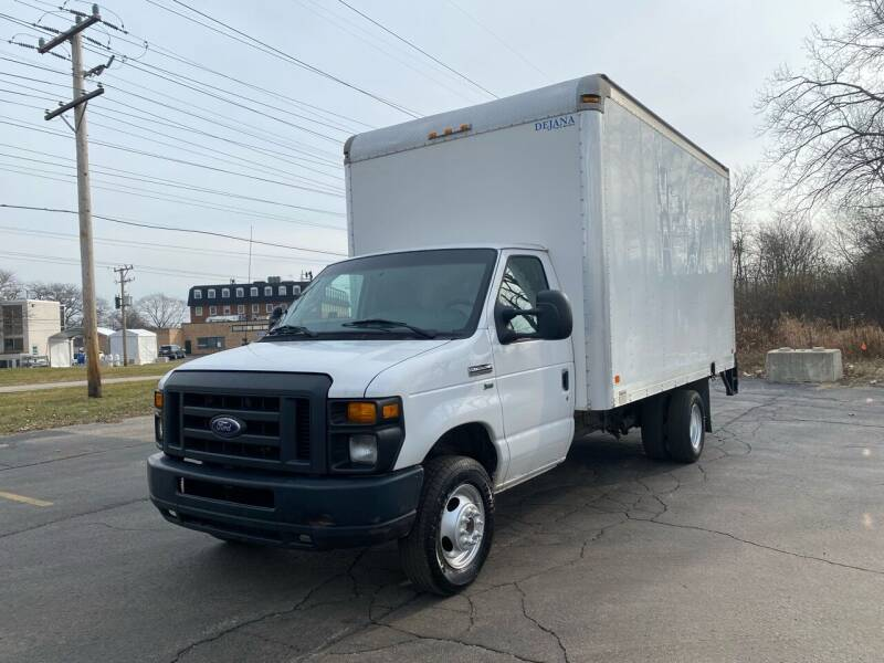 2016 Ford E-Series Chassis for sale at Siglers Auto Center in Skokie IL