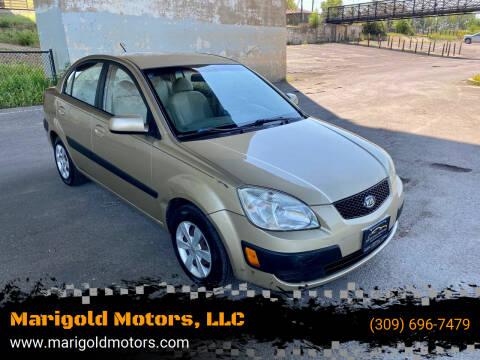 2006 Kia Rio for sale at Marigold Motors, LLC in Pekin IL