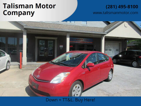 2009 Toyota Prius for sale at Don Jacobson Automobiles in Houston TX