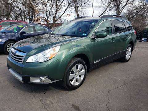 2010 Subaru Outback for sale at Real Deal Auto Sales in Manchester NH