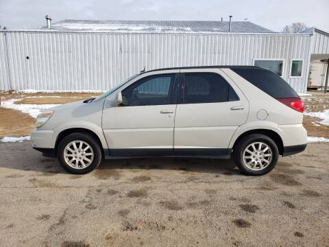 2007 Buick Rendezvous for sale at Steve Winnie Auto Sales in Edmore MI
