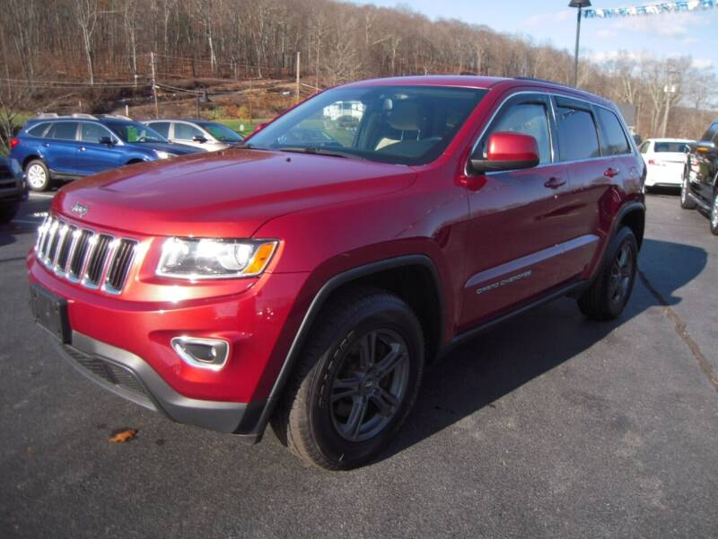 2014 Jeep Grand Cherokee for sale at 1-2-3 AUTO SALES, LLC in Branchville NJ