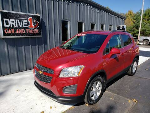2015 Chevrolet Trax for sale at Drive 1 Car & Truck in Springfield OH