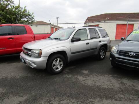 2005 Chevrolet TrailBlazer for sale at ARISTA CAR COMPANY LLC in Portland OR